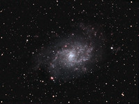 M33 the Triangulum galaxy