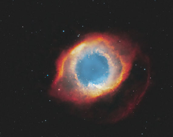 NGC 7293 the Helix nebula